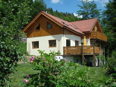 Photo for House in the village of Rochesson for 8-10 people with swimming pool