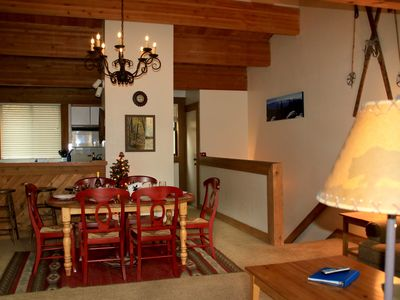 Photo for Cozy, Relaxing Northstar Condominium