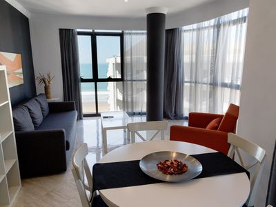 Photo for Spacious Oceanfront Apartment for 4 | Spa + Cafe On-Site!