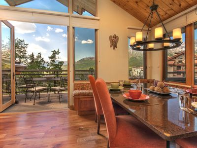 Photo for Ski in/Out Luxury Penthouse in Mtn Village Core, Incredible Views, Ski Locker: The Plaza at Granita Penthouse