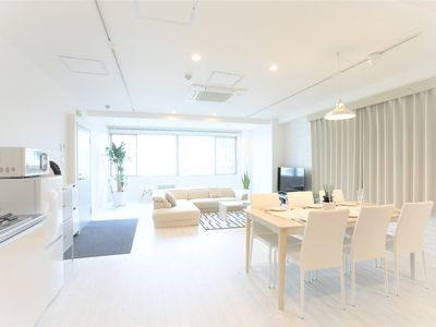 Photo for Osaka's largest 120m2 private room # 3014