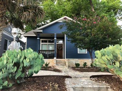 Photo for East Austin Bungalow steps from Rainey Street and Lady Bird Lake