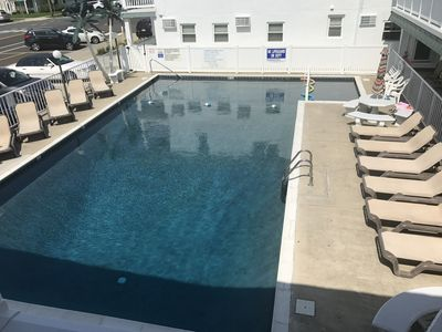 Photo for North Wildwood Condo, 2 Blocks to the Beach and Walking Distance to Nightlife