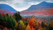 Autumn vacation in the White Mountains of New Hampshire!