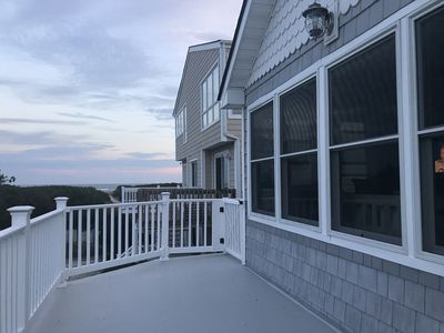 Photo for 2nd house from the ocean, views, views, views!