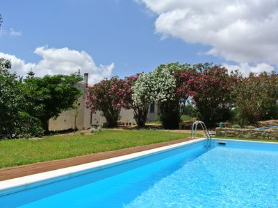 Photo for Villa Titì - Ancient country villa with private pool and park