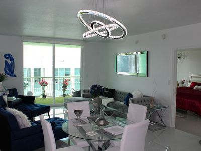 Photo for The Diana Rooftop - 1 Bedroom Downtown Brickell