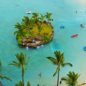 Hawaiian Village Kalia Tower: One Bedroom, Fabulous Beach And Lagoon!