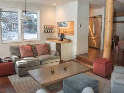 Photo for Four Bedroom For Eight People - Just Blocks from Warm Springs Ski Lifts