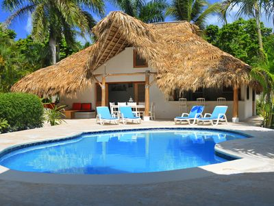 Charming Villa caribbean style with private pool.