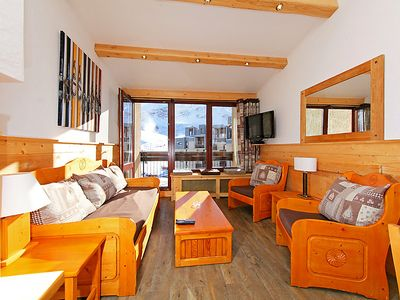Photo for Apartment Le Grand Tichot A et B in Tignes - 12 persons, 4 bedrooms