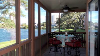 Photo for Lake Front, Kingston Plantation  Winter dates available!