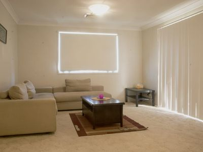 Photo for Close to Nor West, Comfortable House. NBN WiFi, Netflix & Telstra TV.