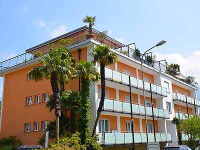 Photo for One bedroom Apartment, sleeps 3 in Ascona with WiFi