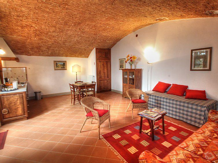 Apartment Il Frantoio In Impruneta Florence Countryside 3 Persons 1 Bedroom Grassina Ponte A