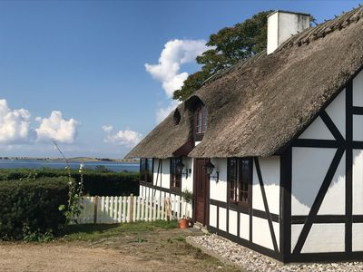 Photo for Charming southern Funen half-timbered house
