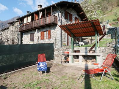 Photo for Vacation home Casa Angel (LMZ351) in Lago di Mezzola - 4 persons, 1 bedrooms