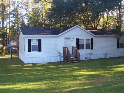 Photo for 4BR Mobile Home Vacation Rental in Eutawville, South Carolina