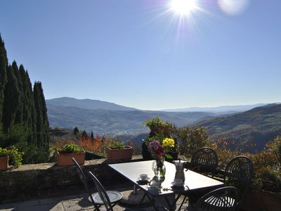 Photo for Villa Casalta - Holiday Country Villa in the countryside of Florence