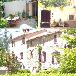 Photo for SEILLANS APARTMENT IN RENOVATED STONE HOUSE STANDING COMFORT