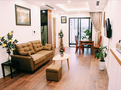 Photo for Hi-Homestay - Deluxe 2BR Apartment @Imperia Garden