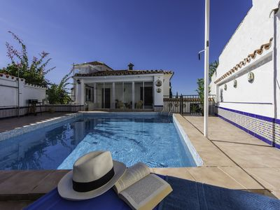 Photo for Atalaya Alta (Villa Yvonne) - Ideal for a relaxing family Beach Holiday