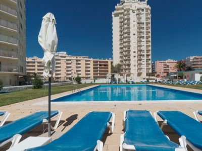 Photo for Dely Gold Apartment, Pool, AC, Wifi, Near beach