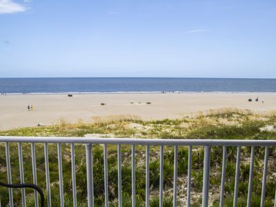 Photo for BeachHouse 431: 2  BR, 2  BA Condominium in Tybee Island, Sleeps 6