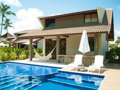 Photo for MALAWI bungalow - 4 bedrooms and pool WITH SERVICES