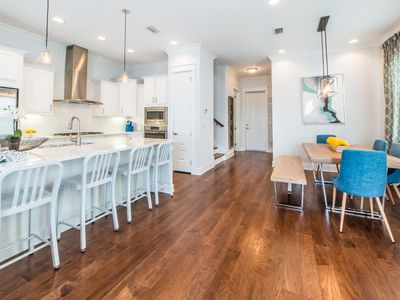 Photo for 3 Bedroom Luxurious Modern Townhouse in the Heart of 30A