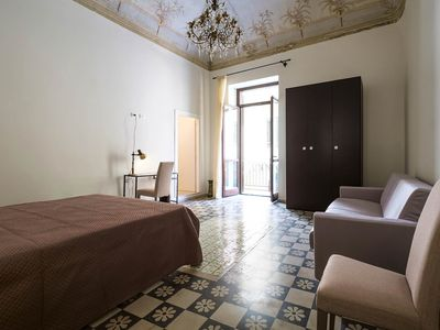 Photo for Best apartments to stay in the heart of the historic center of Palermo