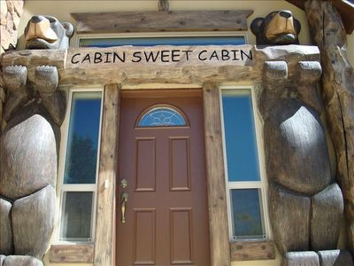 Photo for Cabin Sweet Cabin Great for Groups