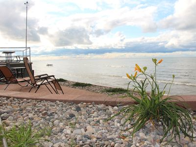 Photo for Sand Point North Shore Cottage,  Lake Huron