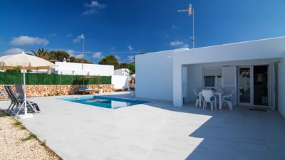 Photo for 2BR Apartment Vacation Rental in Menorca