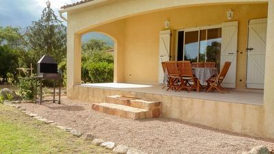 Photo for Villa with pool near Porto-Vecchio