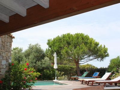 Photo for Exceptional Standing Villa at 100 m from the beach
