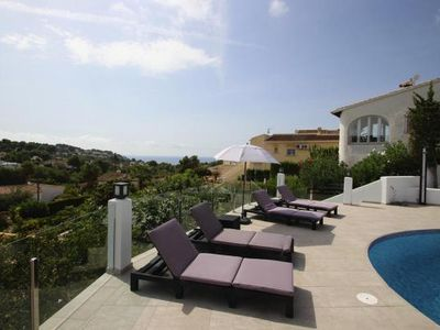 Photo for holiday home, Benissa Costa  in Um Valencia - 8 persons, 4 bedrooms