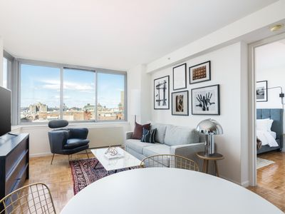 Photo for Sonder | The Biltmore | Airy 1BR + Laundry