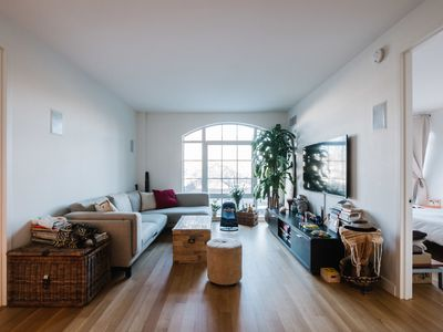 Photo for Large & Bright Williamsburg 2 Bed /2 bath APT w/Roof-deck, Pool, Gym, Sauna...
