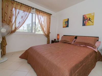 Photo for Two Bedroom townhouse -  5 star Pafilia Gardens with two balconies and terrace!