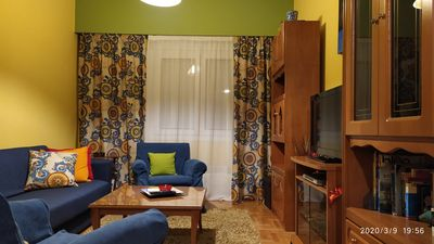 Photo for Two room, one bedroom Flat, central Volos, fully equiped, ideal for couples,