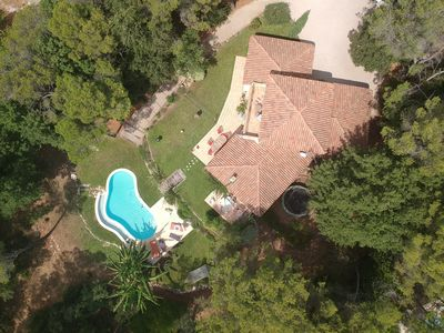 Photo for Affordable luxury in one of the loveliest spot of the French Riviera