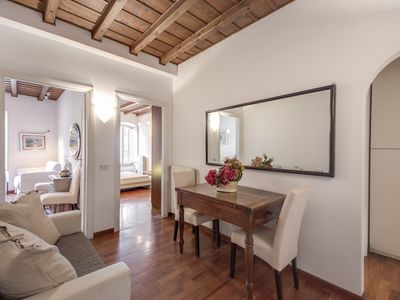 Photo for PARADISE - Beautiful apartment close to Piazza di Spagna