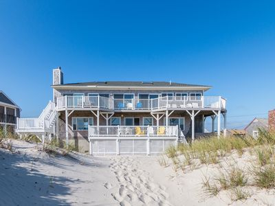 Photo for Beachfront Home in the Heart of Cape Cod