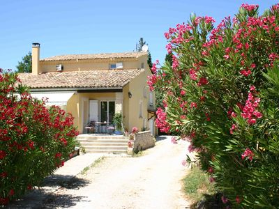 Photo for Provencal House 12 Pax With Large Pool