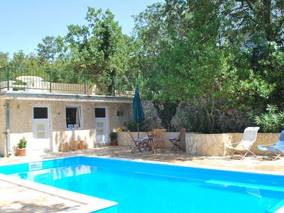 Photo for Jadranovo: Paradise Farm - Villa with pool, moderate pricing, up to 10  persons!