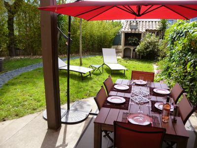 Photo for Family house 15 minutes from the beaches and 10 minutes from the center of Montpellier