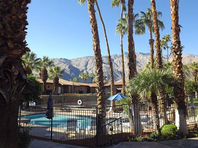 Photo for Rancho El Mirador renovated lush oasis, majestic mountains PS City ID #3927