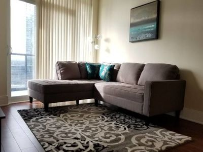 Photo for 2 Bed 2 Bath Modern Furnished Apartment SQ-1 Mall