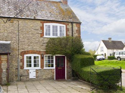 Photo for CANDY COTTAGE, pet friendly, with open fire in Thornford, Ref 5331